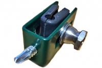 Držák panelu U43,Zn/Pvc,komplet