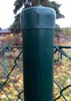 Sloupek PROFI 50/210 cm ZN/PVC