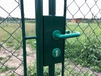 Brána fab 200x360 cm HOBBY