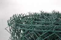 Pletivo PVC,SND 100/5x5/2,5/15m