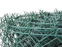 Pletivo PVC,SND 125/5x5/2,5/15m