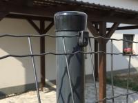 Sloupek Profi ANTRACIT 48/200 PVC