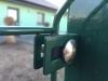Detail uchycení držáku panelu 3D