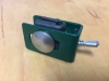 Držák panelu 3D tvar U_ detail šrobu