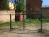 vjezdová brána kotvená fast2k