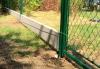 podhrabové desky k plotu - sloupky kotvené s fast2k
