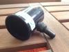 černá čepička na vzpěru průměr 42 mm