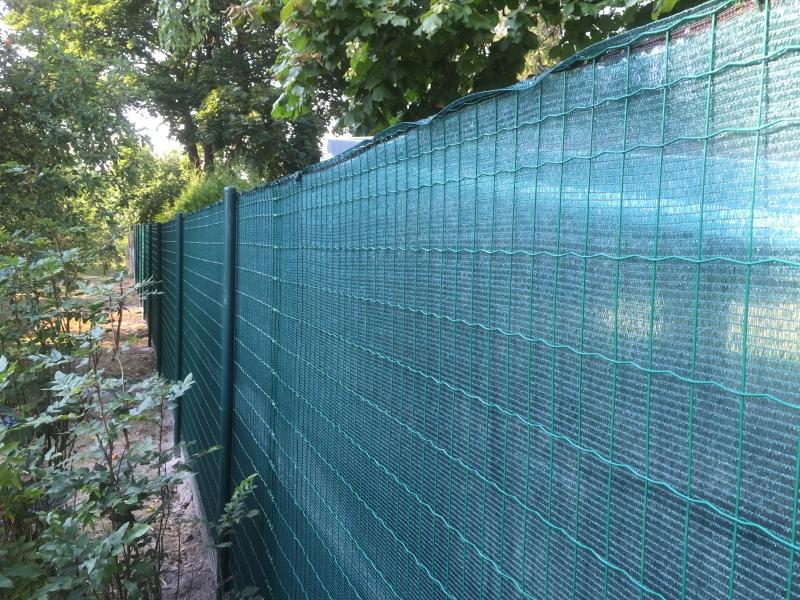 90% stínění na plot