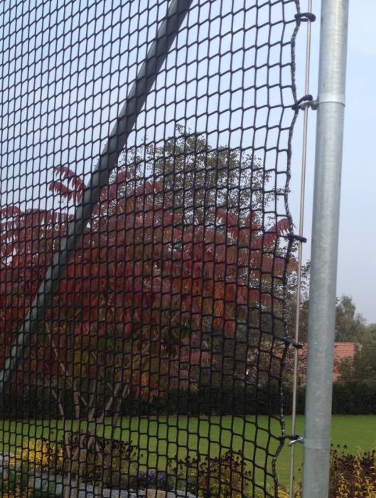 tenisový kurt oplocení