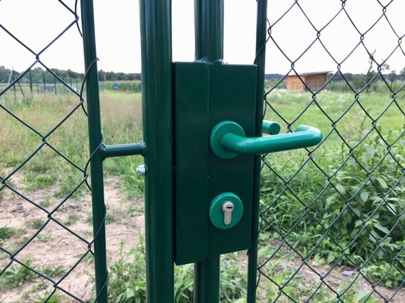 dvoukřídlá brána fab