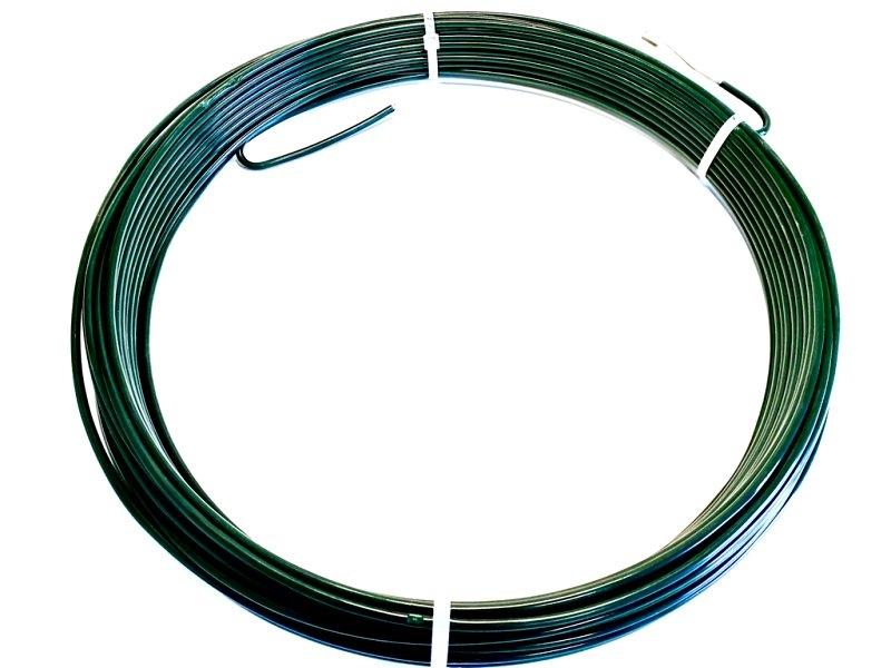 Napínací drát pvc 26 metrů