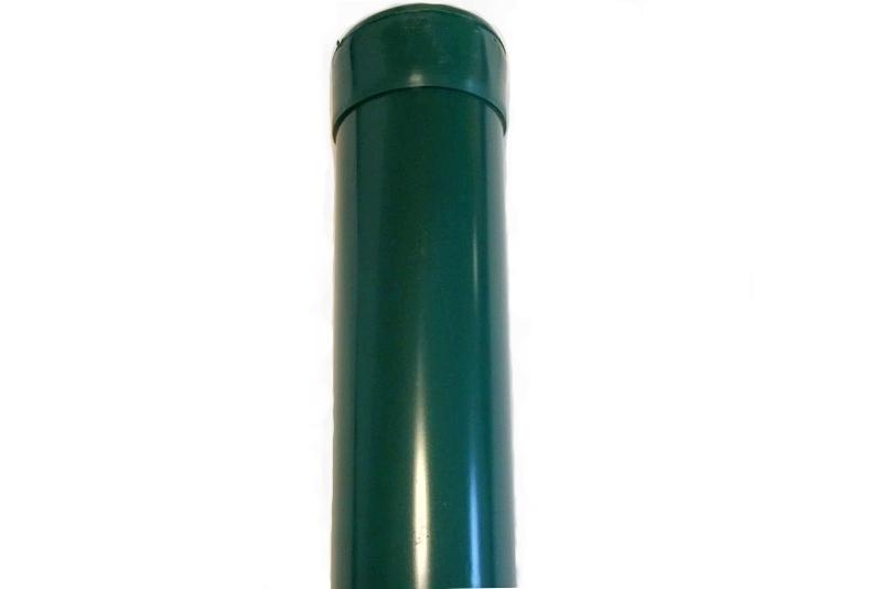 Poplastovaný sloupek 300cm/42mm